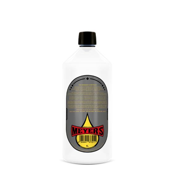 Meyer's eLiquid Base 90VG/10H2O 1 Flasche Rückseite