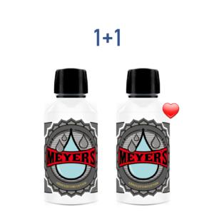 Meyer's Händedesinfektion (250 ml), eins für Sie, eins für Bedürftige